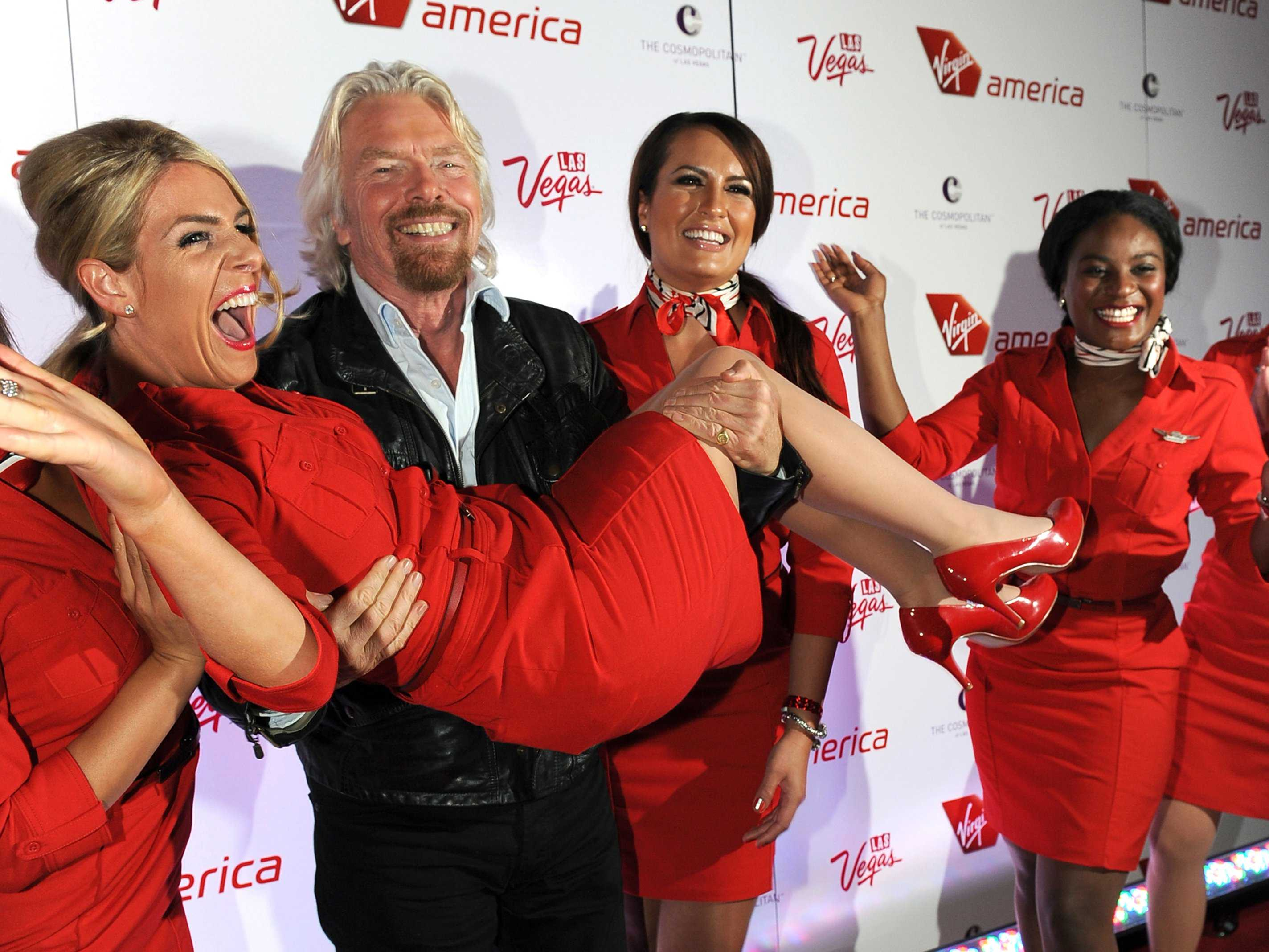 Richard Branson Goals