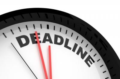 Goals Deadlines