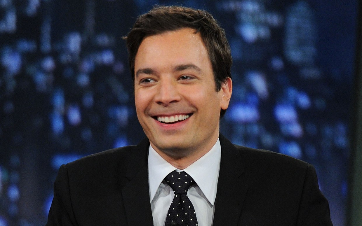 Jimmy Fallon Stephen Esketzis