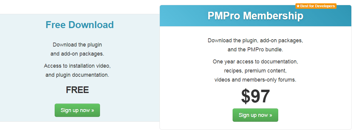 PaidMember Pro Pricing